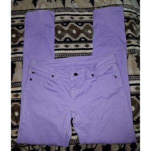 3/$25 Delias BRITT purple jeans